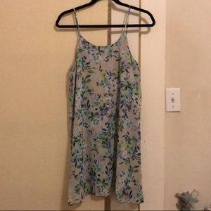 Final Touch Dresses - Floral Dress